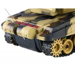 Apache AH-64 Feral-Beast Hélicoptère RC 4 voies